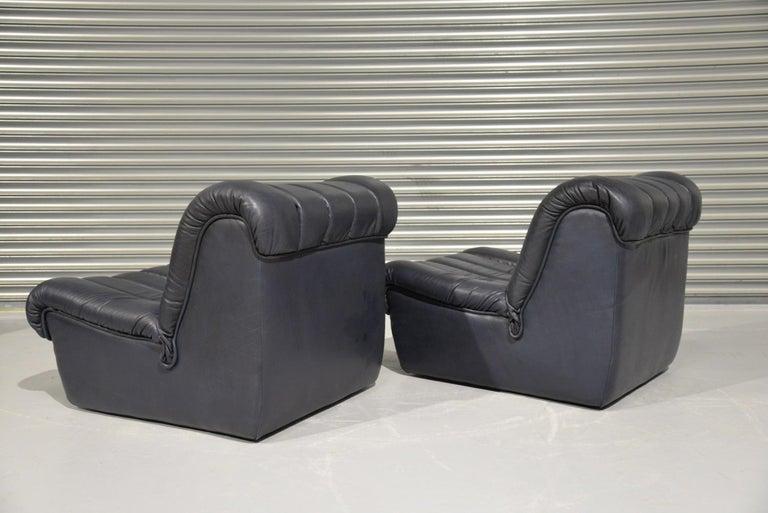 Vintage De Sede DS 85 Lounge Chairs, 1960s For Sale 1