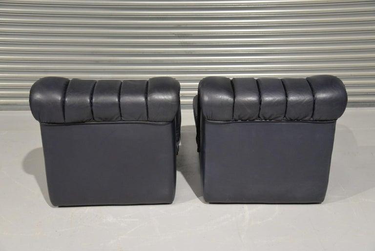 Vintage De Sede DS 85 Lounge Chairs, 1960s For Sale 2