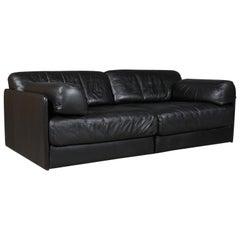 Vintage De Sede Two-Seat Sofa, Ds76