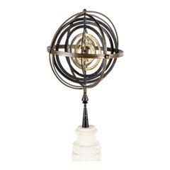 Vintage Decorative Armillary Sphere
