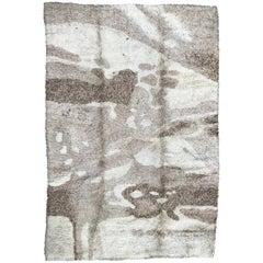 Vintage Desso European Scandinavian Modern 20th Century Rug