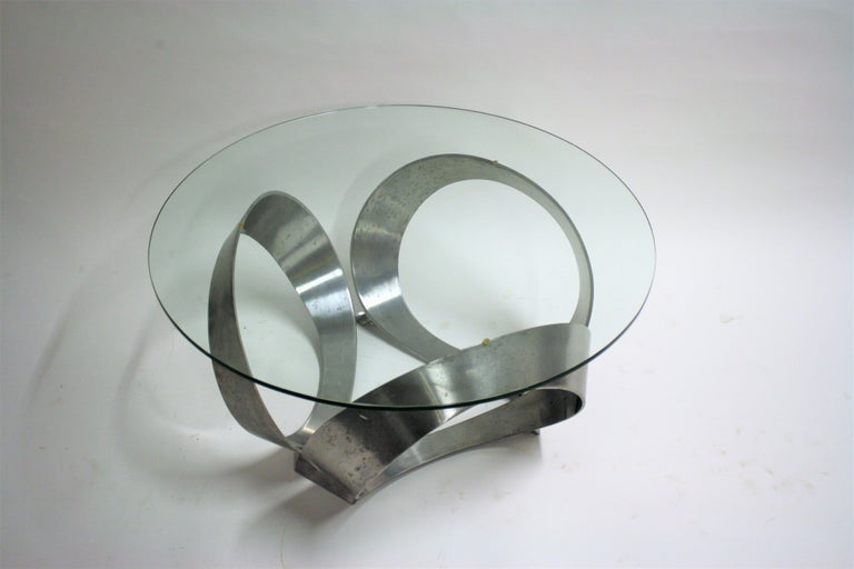 Mid-20th Century Vintage Diamond Coffee Table by Knut Hesterberg, 1960s For Sale