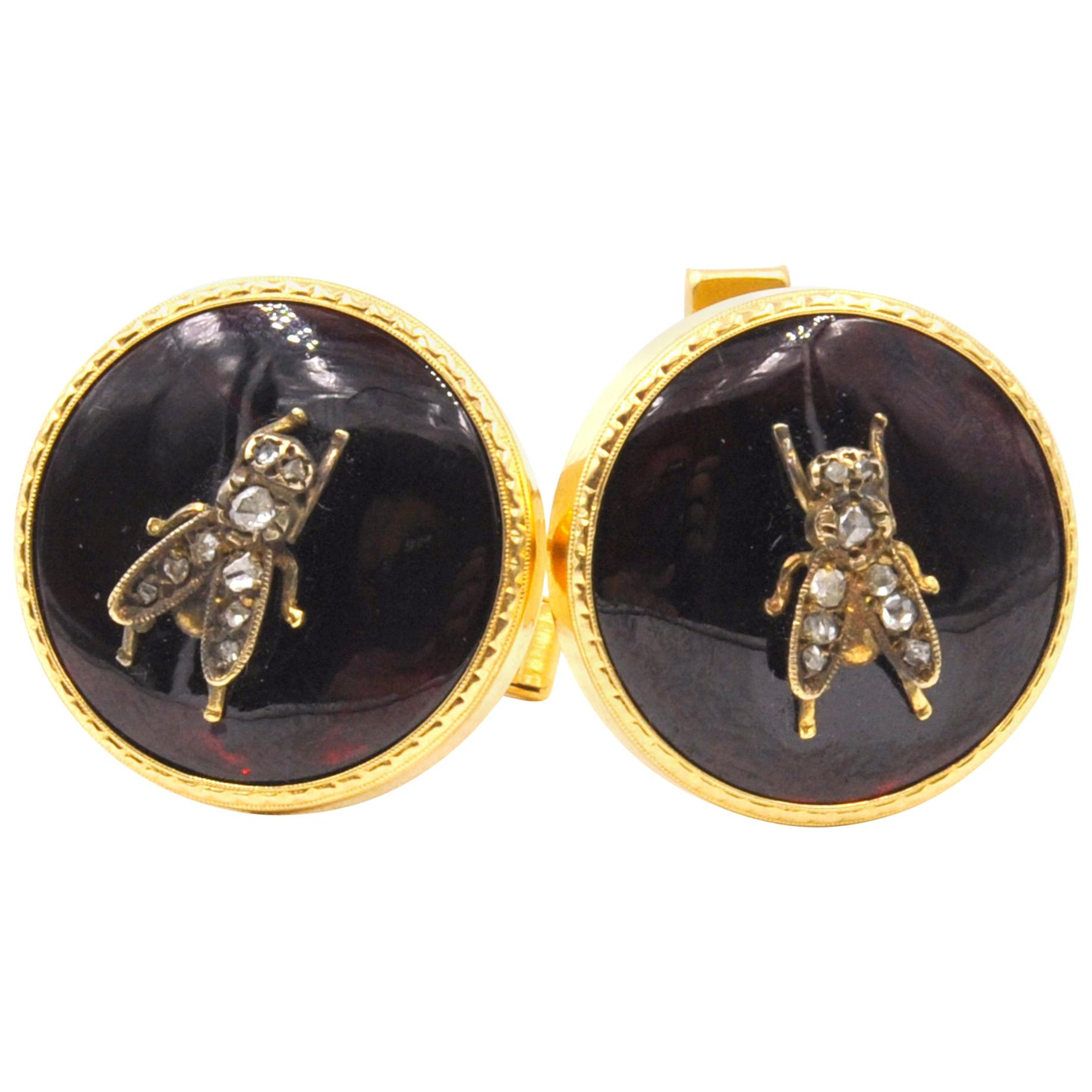 60acdabdcda9 Antique and Vintage Cufflinks - 3,635 For Sale at 1stdibs