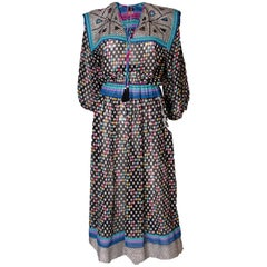 Vintage Diane  Fres Dress