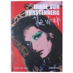 Vintage Diane Von Furstenberg Book The Wrap