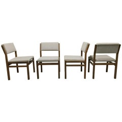 Vintage Dining Chairs by Cees Braakman for Pastoe 'Model Sa07'