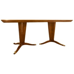 Vintage Dining Table, Italy, 1950s