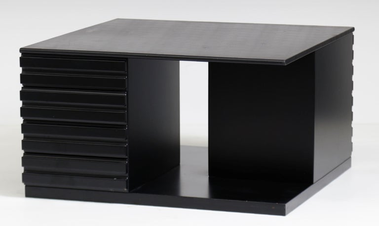 Vintage dresser model CS49 by Vico Magistretti for Poggi Productions, Italy 1970s dresser model CS49 is an original design dresser created by Vico Magistretti (Milan, 1920-Milan, 2006) in the 1970s.  Creaded for Poggi Productions. Made in