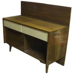 Vintage Dressing Table, Czechoslovakia, 1970s