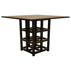 Vintage DS2 Mackintosh Table by Cassina, Italy, 1980s