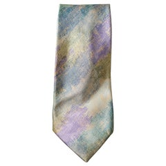 Vintage È un Multiplo di Gerardo 100% silk tie