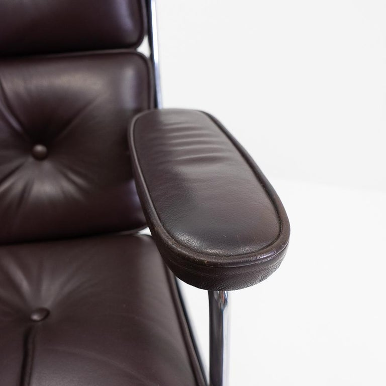 Vintage Eames Time Life Lobby or Executive Chair, 1970s For Sale 3
