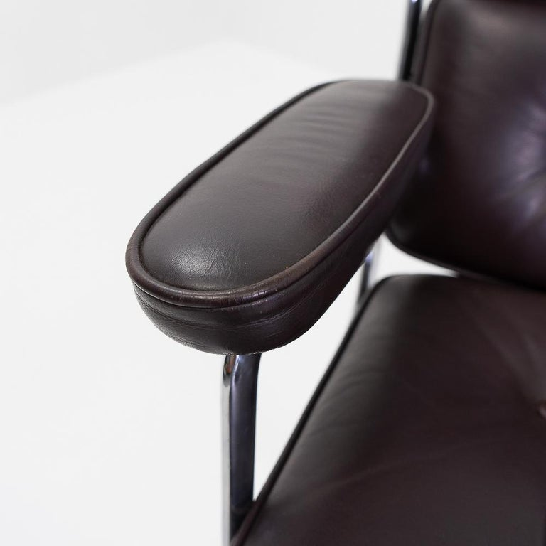 Vintage Eames Time Life Lobby or Executive Chair, 1970s For Sale 4