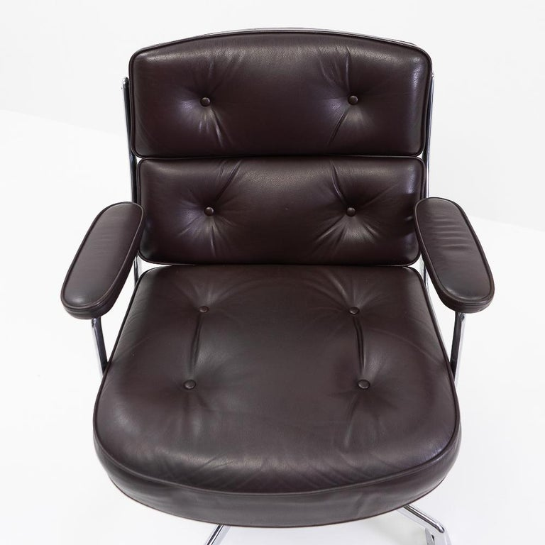 Vintage Eames Time Life Lobby or Executive Chair, 1970s For Sale 6