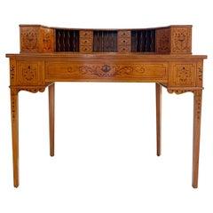 Vintage Edwardian Style Carlton House Desk