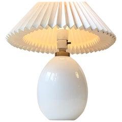 Vintage Egg-Shaped Table Lamp by Poul Seest Andersen for Le Klint