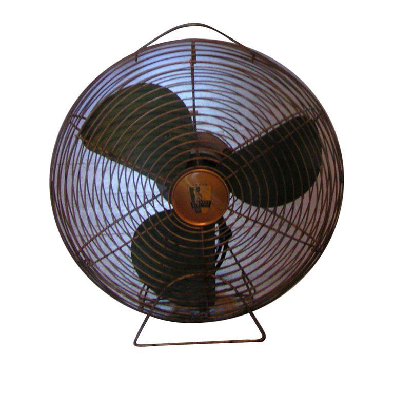 Vintage Emerson Fan, St. Louis
