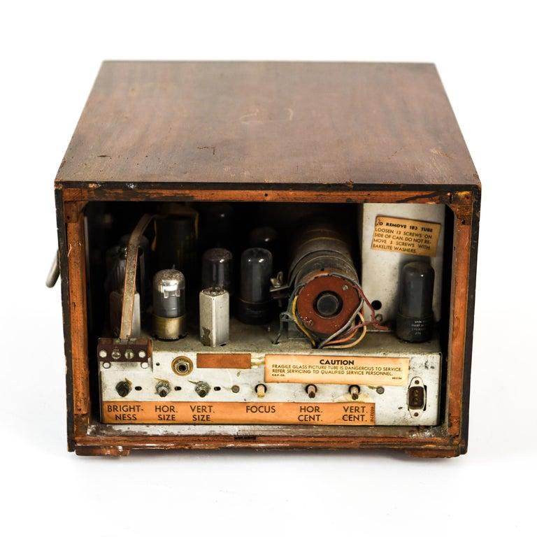 Vintage Emerson TV For Sale 5