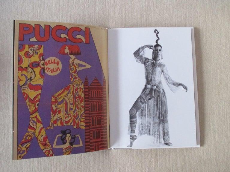 Modern Vintage Emilio Pucci Book by Aussoline
