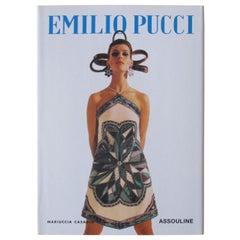 Vintage Emilio Pucci Book by Aussoline