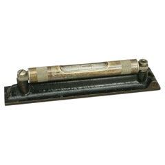 Vintage Engineers Tool, Machinists Spirit Level