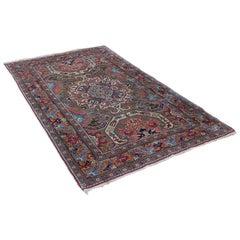 Erivan Rug, Caucasian, Woven, Hall, Living Room, Carpet, Late 20th Century