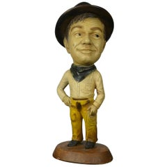 Vintage Esco Statue Will Rogers, 1972