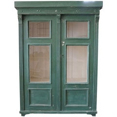 Vintage European Farm Hutch
