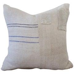 Vintage European Grain Sack Pillows