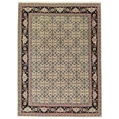 Vintage European Rug Carpet
