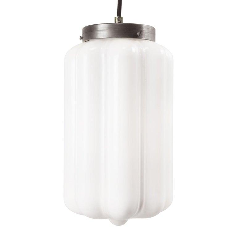 Opaline glass pendant. 2 meter / 80