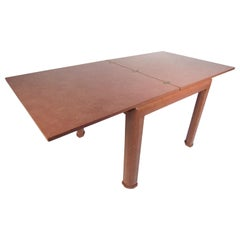 Vintage Expanding Dining Table