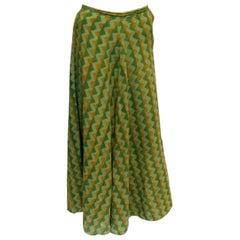Vintage Fabindia Cotton Skirt