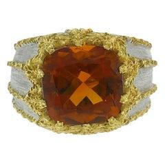 Vintage Federico Buccellati 18k Gold Ring