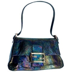Vintage Fendi bag Mini Mamma Leather