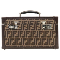 Vintage FENDI Cosmetic Case