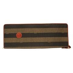 Vintage FENDI Scarf / Tie Travel Case