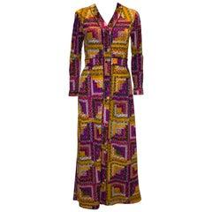 Vintage Fiorenza Gown