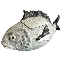 Vintage Fish Tureen