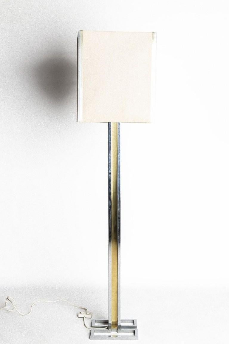 Vintage Floor Lamp, 1970s In Good Condition For Sale In Roma, IT