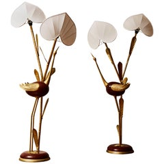 Vintage Floor Lamp by Antonio Pavia