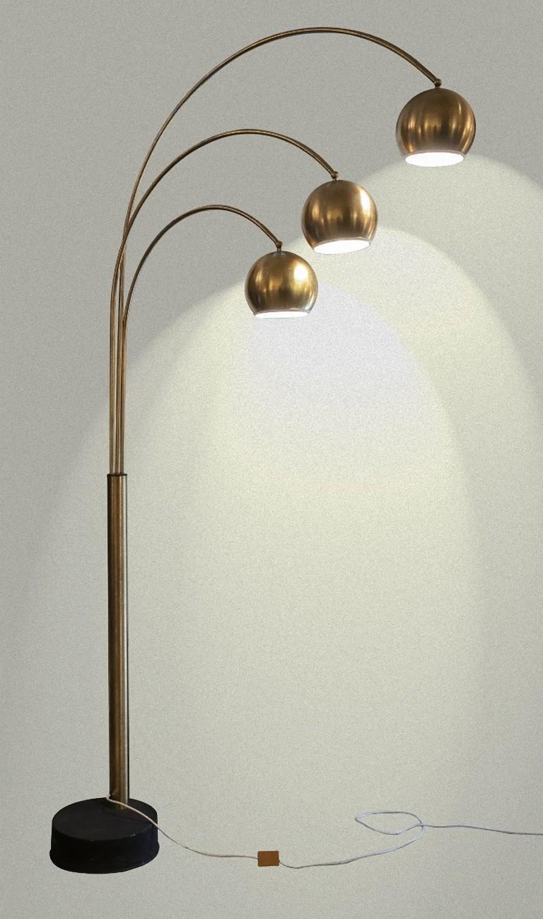 Italian Vintage Floor Lamp by Goffredo Reggiani, 1970s For Sale