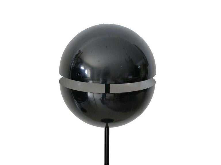 Italian Vintage Floor Metal Lamp, Andrea Modica for Lumess For Sale