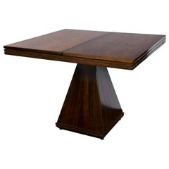 """Vintage Fold Out Table model """"Chelsea"""" by Vittorio Introini"""