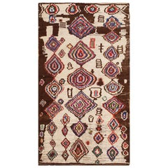 Folk Art Moroccan and North African Rugs