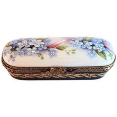 Vintage Fontanille Marraud Limoges Trinket Box