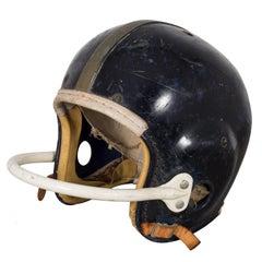 Vintage Football Helmet, circa 1950