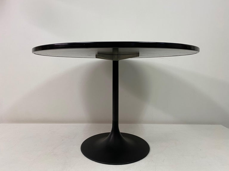 Mid-Century Modern Vintage Fornasetti Tromp L'oeil Dining or Centre Table For Sale
