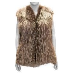 Vintage Fox Fur Gillet