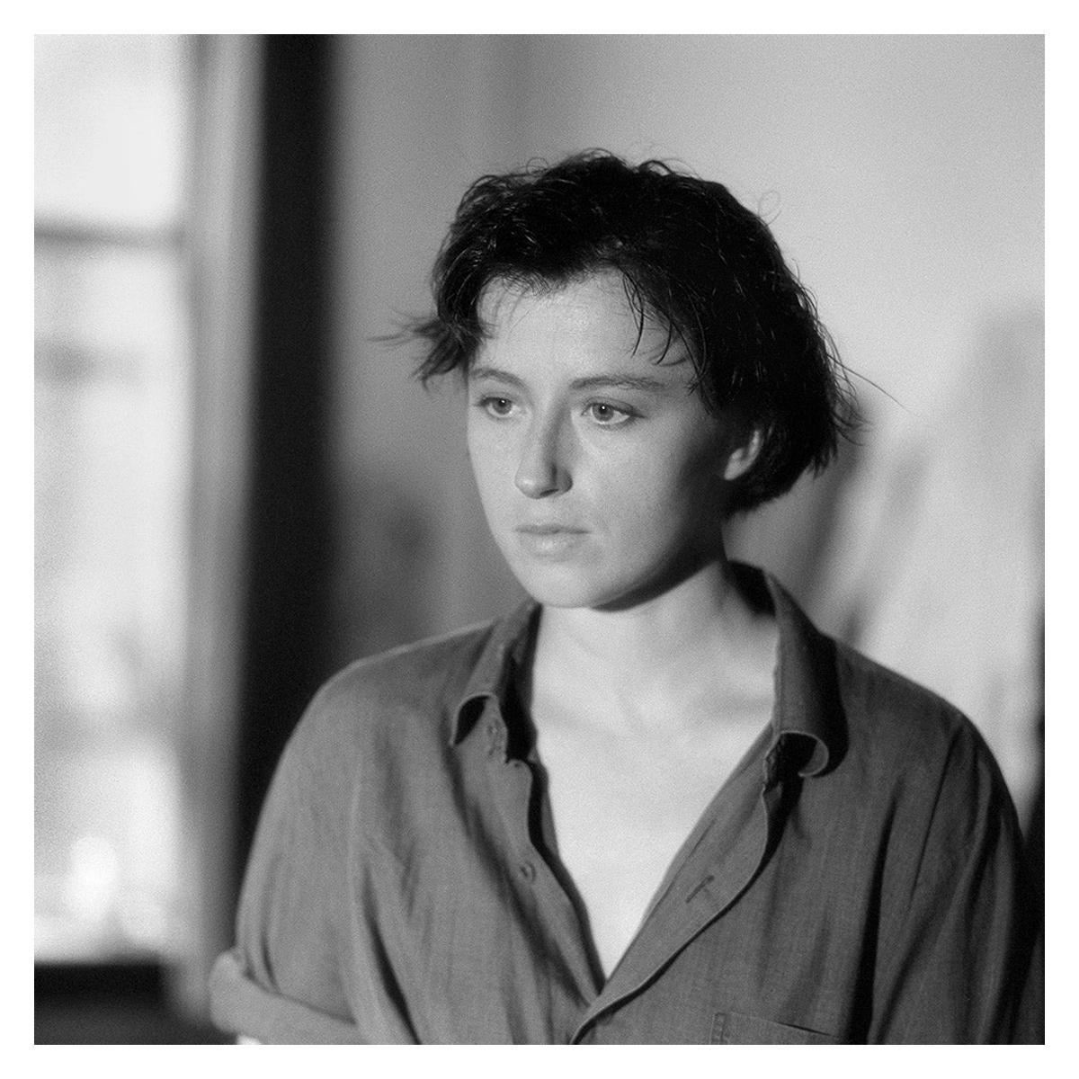Vintage Framed Photograph of Cindy Sherman
